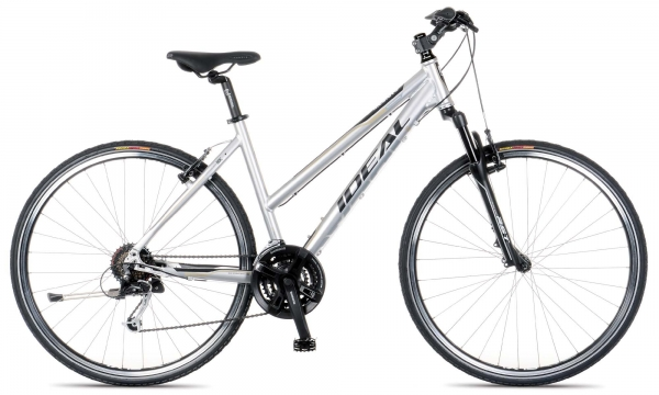 IDEAL TREKKING MEGISTO 28'' L silver SP24 (M)